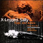 Eggs And Ashes  by X-LEGGED SALLY album cover
