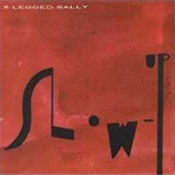 Slow-Up by X-LEGGED SALLY album cover
