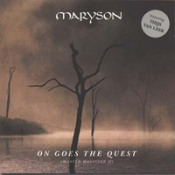 On Goes The Quest (Master Magician II) by MARYSON album cover