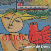 Memoires Du Temps by ORION album cover