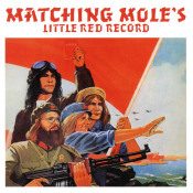 Little Red Record by MATCHING MOLE album cover