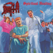 Spiritual Healing by DEATH album cover