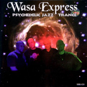 Psychedelic Jazz Trance  by WASA EXPRESS album cover