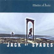 Jack of Spades by MATTER OF TASTE album cover