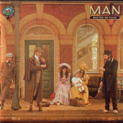 Back Into The Future by MAN album cover
