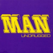 Undrugged  by MAN album cover