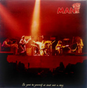 Be Good To Yourself At Least Once A Day by MAN album cover