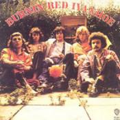 Burnin' Red Ivanhoe by BURNIN' RED IVANHOE album cover