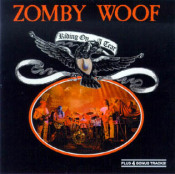 Riding On A Tear by ZOMBY WOOF album cover