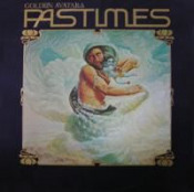 Pastimes by GOLDEN AVATAR album cover