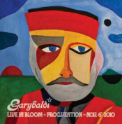 Live In Bloom (Progvention, November 6th, 2010) by GARYBALDI album cover