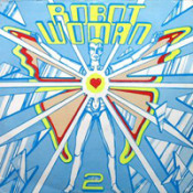 Robot Woman 2 by MOTHER GONG album cover