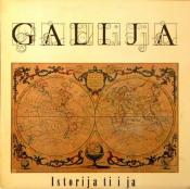 Istorija Ti I Ja by GALIJA album cover
