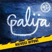 The Best Of Galija - Najveci hitovi by GALIJA album cover