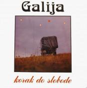 Korak do slobode by GALIJA album cover