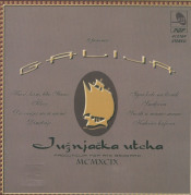 Juznjacka uteha by GALIJA album cover