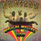 Magical Mystery Tour (UK Version) by BEATLES, THE album cover