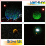 The Sleeper Wakes by MORGAN album cover