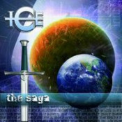 The Saga by ICE album cover