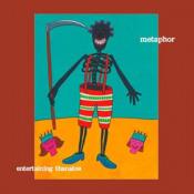 Entertaining Thanatos by METAPHOR album cover