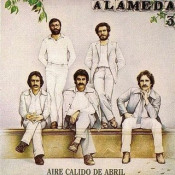 Aire Cálido de Abril by ALAMEDA album cover