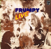 Frumpy Live by FRUMPY album cover