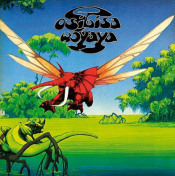 Woyaya by OSIBISA album cover