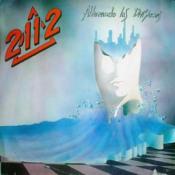 Alterando Las Divisiones by 2112 album cover