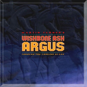 Martin Turner's Wishbone Ash: Argus - Through The Looking Glass by WISHBONE ASH album cover