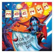 On The 13th Day by MAGNUM album cover
