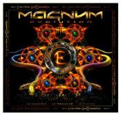 Evolution by MAGNUM album cover