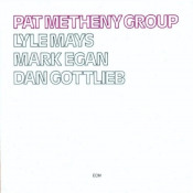 Pat Metheny Group by METHENY , PAT album cover