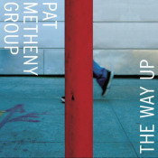 Pat Metheny Group: The Way Up by METHENY , PAT album cover