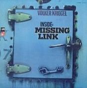 Inside: Missing Link by KRIEGEL, VOLKER album cover
