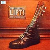 Lift! by KRIEGEL, VOLKER album cover