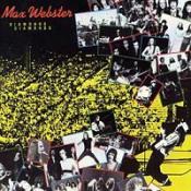 Diamonds, Diamonds by MAX WEBSTER album cover