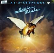 As A Keepsake by SATIN WHALE album cover