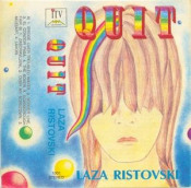 Quit by RISTOVSKI, LAZA album cover
