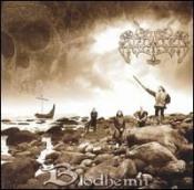 Blodhemn by ENSLAVED album cover