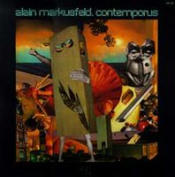 Contemporus by MARKUSFELD, ALAIN album cover