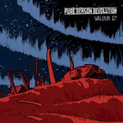 Valour EP by PURE REASON REVOLUTION album cover