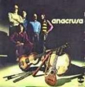 Anacrusa by ANACRUSA album cover