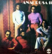 Anacrusa II by ANACRUSA album cover