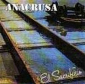 El Sacrificio by ANACRUSA album cover