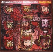 Suljettu by ABSOLUUTTINEN NOLLAPISTE album cover