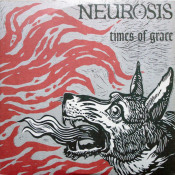 Times Of Grace by NEUROSIS album cover