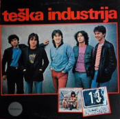 Ponovo sa vama by TESKA INDUSTRIJA album cover
