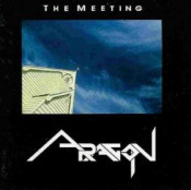The Meeting by ARAGON album cover