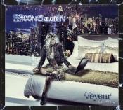 Voyeur by MOONGARDEN album cover