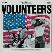 Volunteers by JEFFERSON AIRPLANE album cover